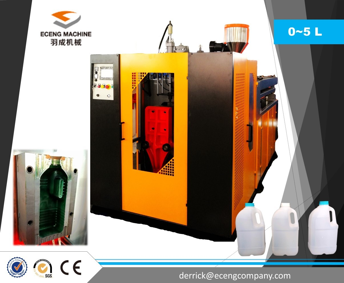 55 Pcs / H High Capacity Extrusion Molding Machine With Deflashing System